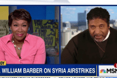 Barber: Trump Syria strikes 'antithesis of...