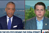 What are the politics behind Syria strike?