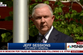Atty. General Sessions on 'the Trump era'...