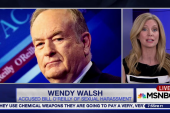 Wendy Walsh reacts to latest Bill O'Reilly...