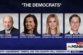 'Democrats' taking over the Trump White...