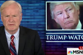Matthews: Trump obsessed with Georgia...