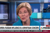 Warren: Turn heat up on Trump Russia case