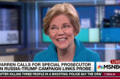 Warren: Those phone calls freaked people out!
