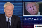 Chris Matthews: This could get dangerous