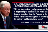 Attorney General calls Hawaii 'an island...