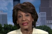 Rep. Waters: What we're experiencing with...