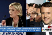 Marine Le Pen, Emmanuel Macron To Face Off...