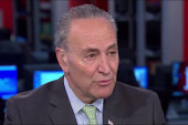 Schumer's Advice Trump: 'Start Keeping...