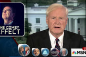 Matthews: Democrats blame Comey for HRC loss