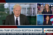 Matthews on Ivanka's WH role: 'Its un...