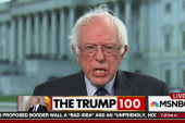 Sanders sounds off on Trump's latest fiascos