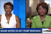 Waters: 'The Kremlin Klan has been involved'