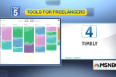 5 tools to help freelancers work smarter...