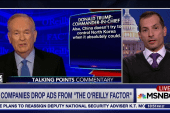 As advertisers flee, can Bill O'Reilly...