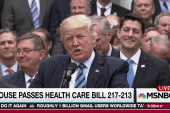 The seven key consequences of GOP health care