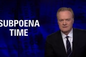 Lawrence: Subpoenas are nuclear weapons of...