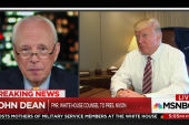 John Dean on possible secret Trump recordings