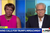 Harvard's Laurence Tribe: Impeach Trump now