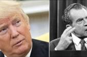 John Dean: Nixon, Trump 'both...