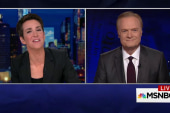 Rachel Maddow and Lawrence on...
