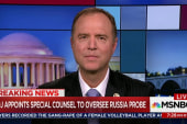 Schiff confident in Special Counsel Mueller