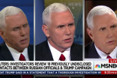 False denials from Pence continue to stack up