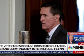 Espionage prosecutor leads Mike Flynn case