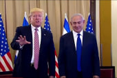 Trump: I Never Mentioned Israel in Russia...