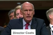 Top Spy Chiefs Face Questions on the Hill...