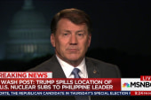 GOP Senator Mike Rounds defends work Trump...
