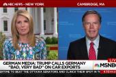 Fmr. U.S. Ambassador to NATO: Trump's...