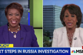 Waters: 'I believe it was collusion'