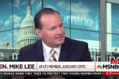 GOP senator lays out case for US exiting...