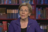 Warren on Republicans and Trump's 'nonsense'