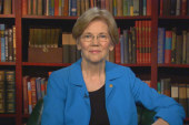 Warren on Trump and Russia: Number of lies...