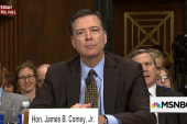 FBI Director: I had two choices: speak or...