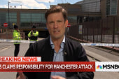 NBC: ISIS claims responsibility for U.K....