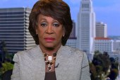 Waters: If Clinton Were President, I'd...