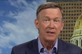 Gov. Hickenlooper: Turning back on...