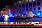 What is driving recent wave of UK attacks?