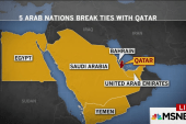 Iran Offers Assistance to Qatar, Despite...