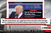 The 27 words Trump wouldn't say during...