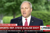 Reports: Rep. Steve Scalise shot