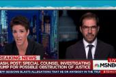 Trump under investigation for obstruction:...