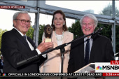 Tom Brokaw receives lifetime achievement...