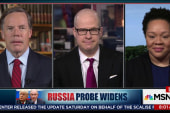 Russia Probe Widens