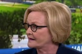 McCaskill: Healthcare bill a tax cut for...