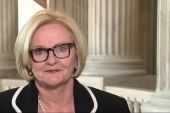 McCaskill: Republicans 'Weren't Interested...