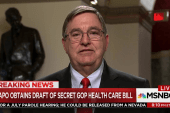 GOP Rep. Burgess, Chris Hayes spar on...